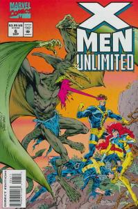 X-Men Unlimited #6 VF/NM; Marvel | save on shipping - details inside
