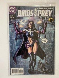 Brids of Prey #69 8.5 VF+ (2004 1st Series)
