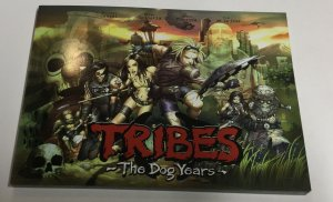 Tribes The Dog Years Nm Near Mint SC Softcover Oversized IDW