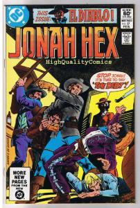 JONAH HEX #57, VF/NM, Debt, De Zuniga, El Diablo, 1977, more JH in store