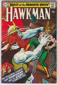 Hawkman #13 (May-66) FN/VF+ High-Grade Hawkman
