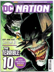DC Nation #5 Batman Who Laughs (DC, 2018) VF/NM