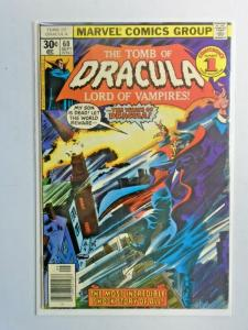 Tomb of Dracula #60 1st Series 5.0 (1977)