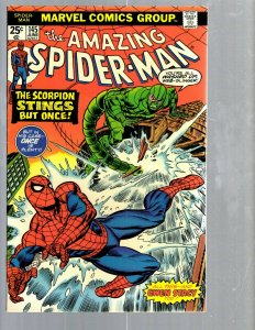 Amazing Spider-Man # 145 VF/NM Marvel Comic Book MJ Vulture Goblin Scorpion TJ1
