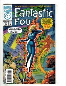 Fantastic Four #387 (1994) OF35
