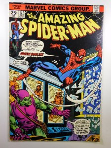 The Amazing Spider-Man #137 (1974) VG/FN