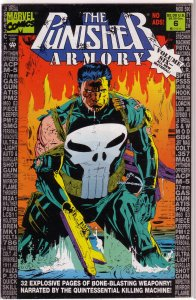 Punisher Armory   #6 VG