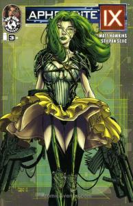 Aphrodite IX (Vol. 2) #3B VF/NM; Image | save on shipping - details inside