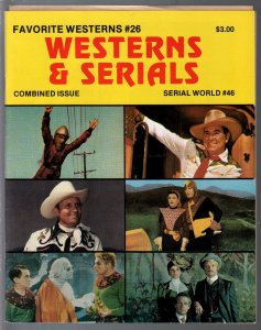Favorite Western's and Serials #26 1987-Gene Autry-Butch & Sundance-Iron Claw-VF