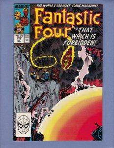 Fantastic Four #316 NM- Marvel 1988