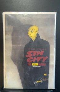 Sin City: That Yellow Bastard #4 (1996)