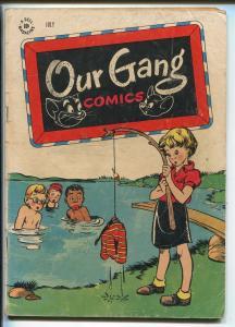 OUR GANG #24-1946-CARK BARKS-TOM & JERRY-vg