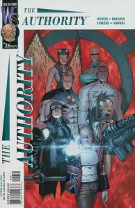 Authority, The #26 VF/NM; WildStorm | save on shipping - details inside