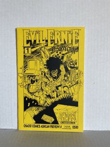 Evil Ernie: The Resurrection #0 (1993) Unlimited Combined Shipping