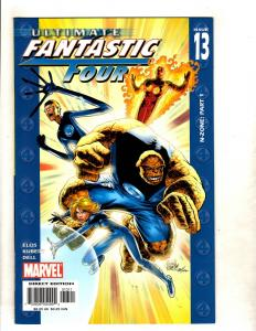13 Ultimate Fantastic Four Comics # 13 14 15 16 17 18 19 20 21 22 23 24 44 J360