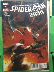 Spider-Man 2099 #2 vol 3
