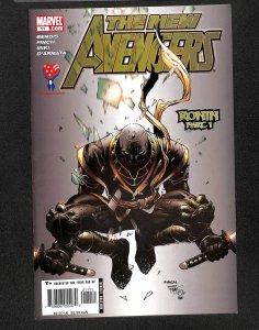 New Avengers #11 NM- 9.2