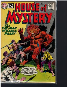 House of Mystery #120 (1962)