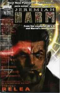 Jeremiah Harm #1 (2nd) VF/NM; Boom! | save on shipping - details inside