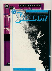 DC THE SHADOW BODY & SOUL Part 1 and Part 2  VF+(PJ112)
