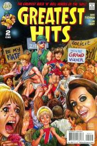 Greatest Hits #2, NM- (Stock photo)