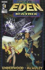 Eden Matrix #1, NM + (Stock photo)