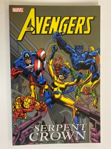 Avengers The Serpent Crown #1 Marvel TPB trade paperback 8.0 VF (2005)