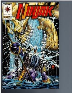Ninjak #2 (1994)
