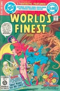 World's Finest Comics #265, VG+ (Stock photo)