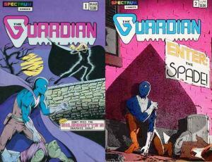 GUARDIAN (SPECTRUM) 1-2  Steve Woron