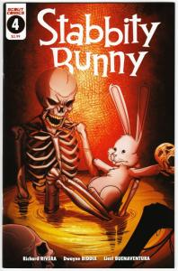 Stabbity Bunny #4 (Scout, 2018) NM