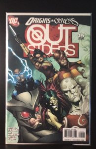 The Outsiders #15 (2009)