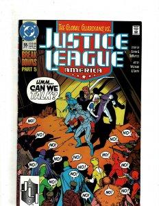 12 Justice League America DC Comics # 55 56 57 58 59 60 61 62 64 66 67 68 HG3