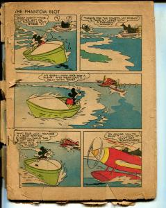 Four Color Comics #16 1941 -Dell-Mickey Mouse-The Phantom Blot-PR