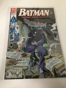 Batman 450 8.0 VF Very Fine DC Comics