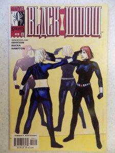 Black Widow #3 (2001)