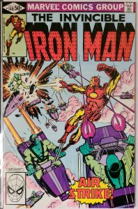 Invincible Iron Man 140