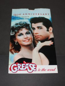 Grease 20th Anniversary Popcorn Theater Bag / 1997