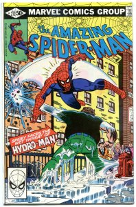 Amazing SPIDER-MAN #212, VF/NM, 1st Hydro-Man, 1963, Romita, more ASM in store