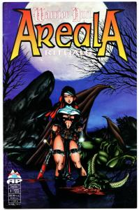 Warrior Nun Areala Rituals #1 (Antarctic, 1995) FN/VF