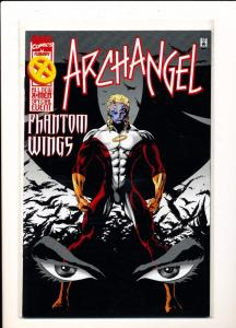 MARVEL ARCHANGEL Phantom Wings Single Special Event  F/VF (SIC553)