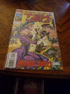TekWorld #12 (1993)