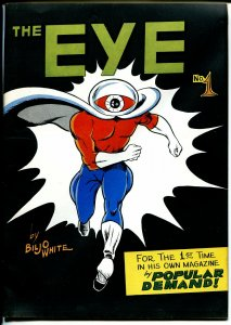 Eye #1 1965-Biljo White-1st issue-character history-excellent art-VF