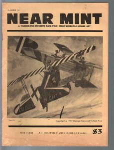 Near Mint #13 1981-Al Rainovic-George Evans interview-Maximo-FN
