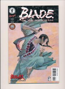Dark Horse Comics, Manga ~ Blade of the Immortal, #1 VF/NM (PF36) Limited Series