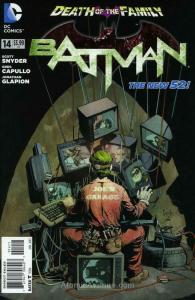 Batman (2nd Series) #14 FN; DC | save on shipping - details inside
