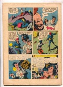 Sword of Zorro-Four Color Comics #497 1953-Dell-Everett Raymond Kunstler art-...