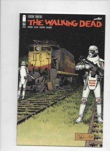 WALKING DEAD #184, NM, Zombies, Horror, Fear, Kirkman, 2003 2018, more TWD