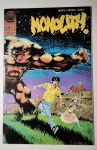 Monolith #2 (1991) Comico  Comic Book J756