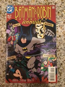 DC Batman & Robin Adventures Annual 2